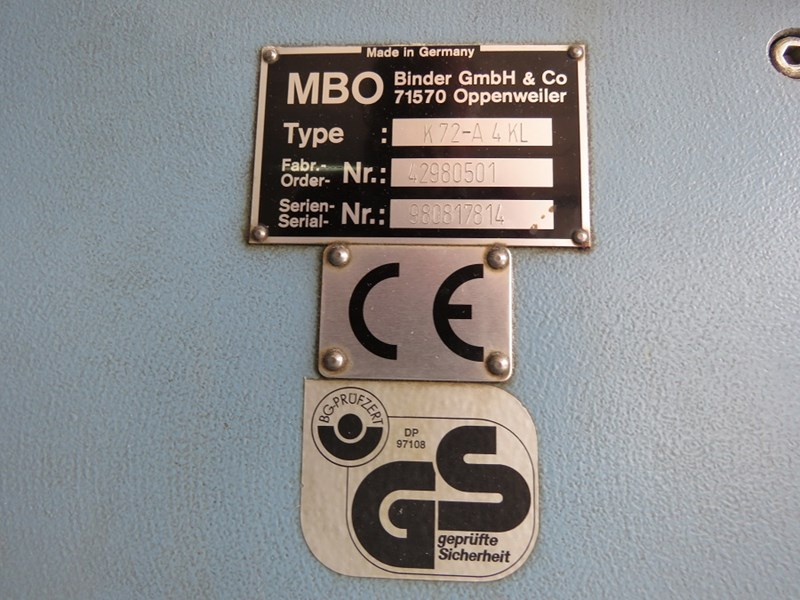 MBO K 75/4 KTL