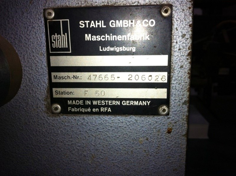 Stahl F 50