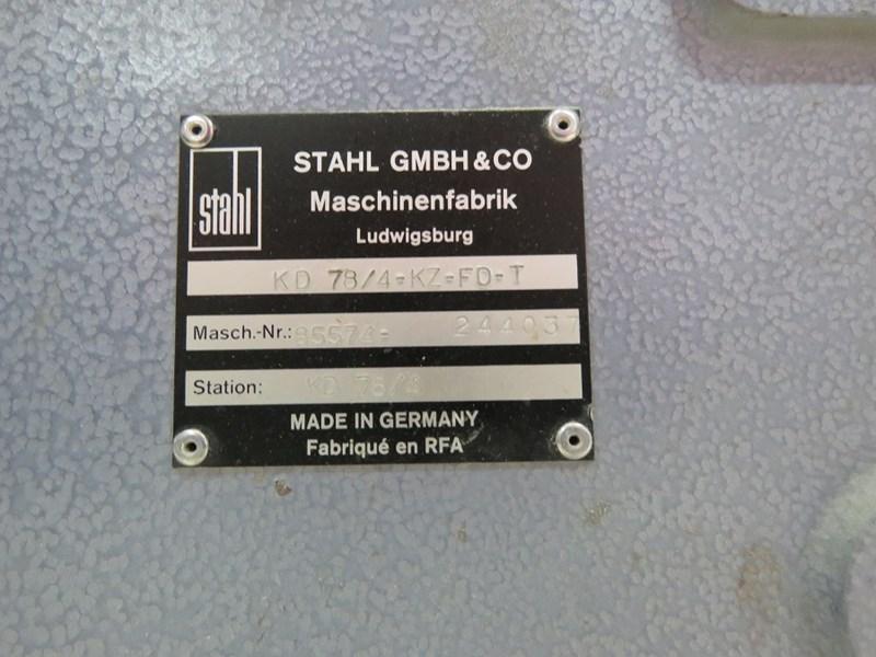 Stahl KC 78/4 KZ