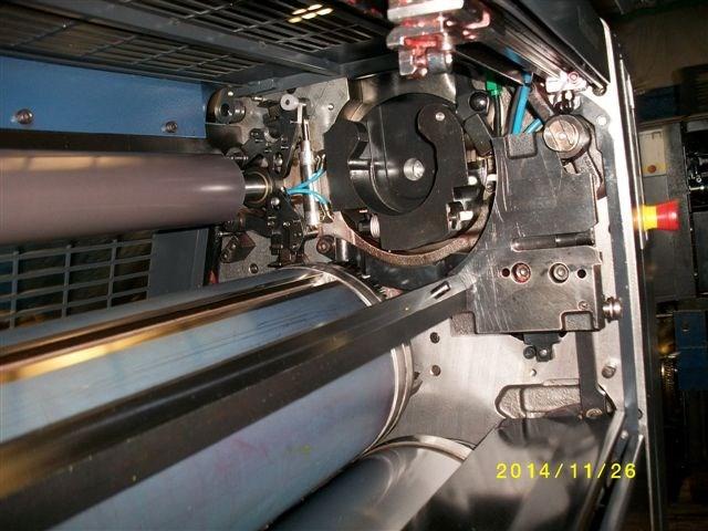 Heidelberg, Speedmaster 52-4+L Anicolor