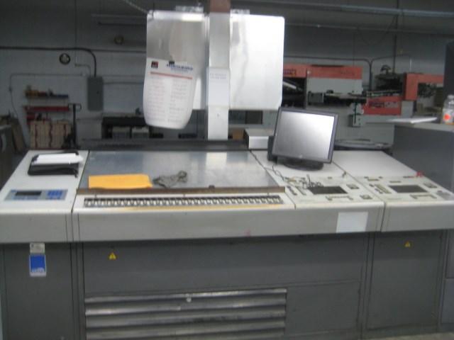 HEIDELBERG CD102-8+LX