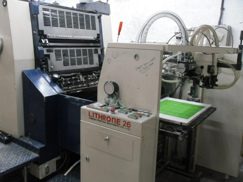 Komori Lithrone L-26