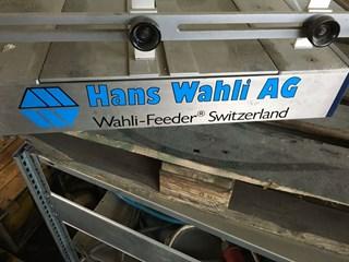 Hans Wahl AG WAHLI Feeder 520