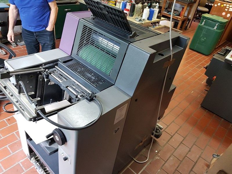 Heidelberg Quickmaster QM 46-1