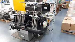 HEIDELBERG GTS PLATEN With B & H Hot Foiling Attachment