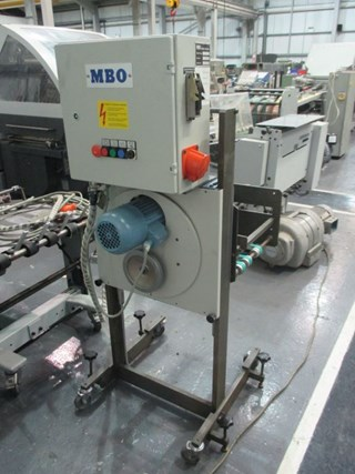 1996 MBO Z2 KNIFE UNIT