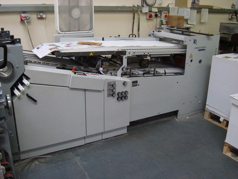 2003 HEIDELBERG STAHL TI55-4.4.X