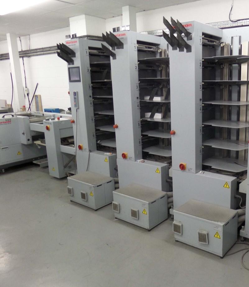 HORIZON STITCHLINER SL5500