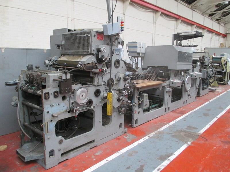 W&D 241 GS ENVELOPE MACHINE