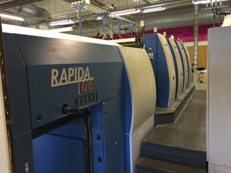 KBA Rapida 106-4