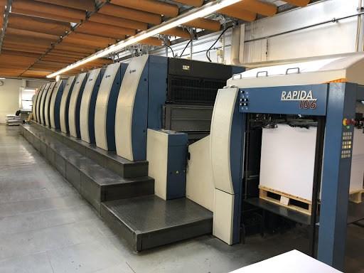 KBA Rapida 106-10 SW