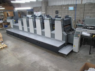 Komori Lithrone 528 + LX