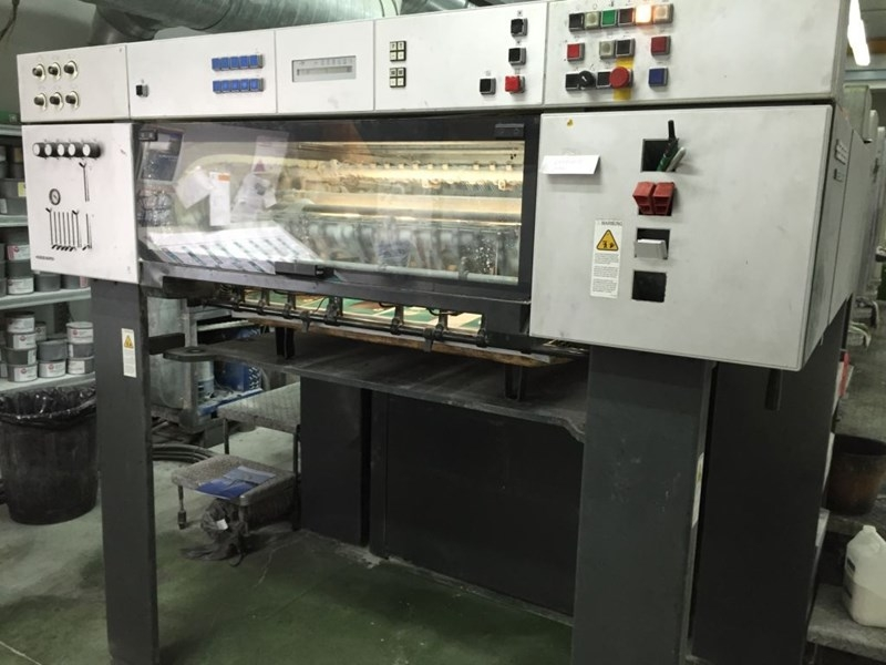 Speedmaster CD 102-5 with Ink Temperature Control