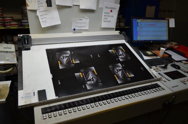 Heidelberg Speedmaster CD 102-5 + LX (only 1 shift production)