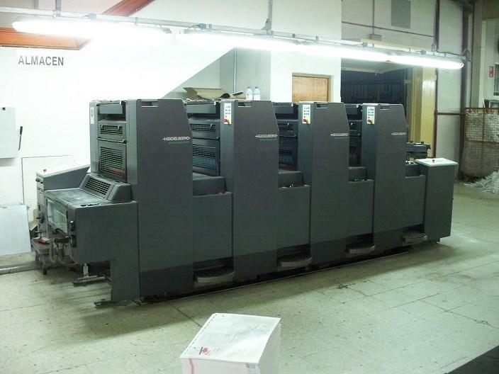 Speedmaster SM 52-4