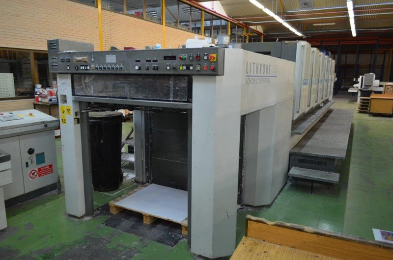 Lithrone LS 640