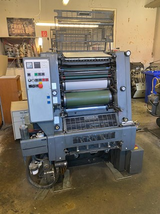 Heidelberg GTOZ- 52 + Version