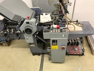 Stahl-KB36 Folding machine