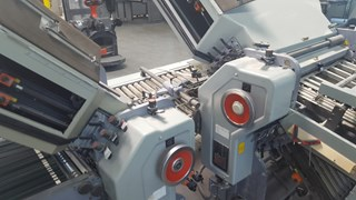 Stahl TD 94/4/6- Folding Machine