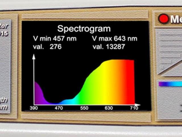 AL-ProfF spectrodensitometer SRP1 Hm
