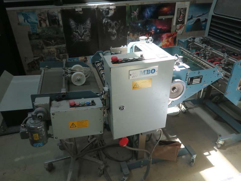 MBO T-400 / 4-K