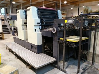Printing machine Miller TP 74/2C