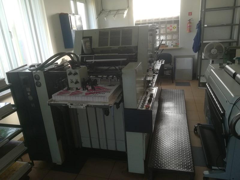 Printing machine Adast Dominant 725 P , 1992 year