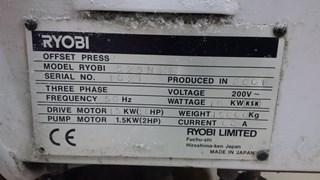 RYOBI 525-GX 5-A