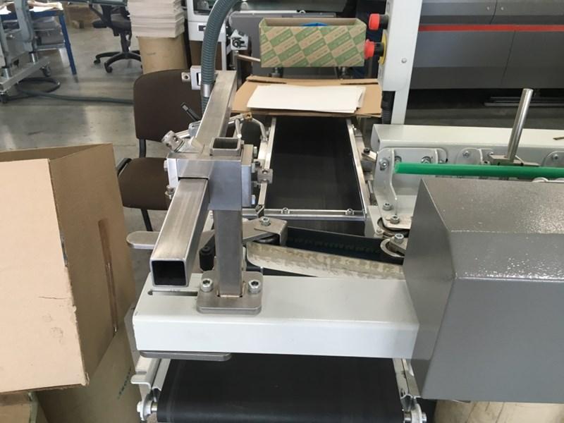 BOBST EXPERTFOLD 110 A2 CS Gluer GT handypack G7 and HHS
