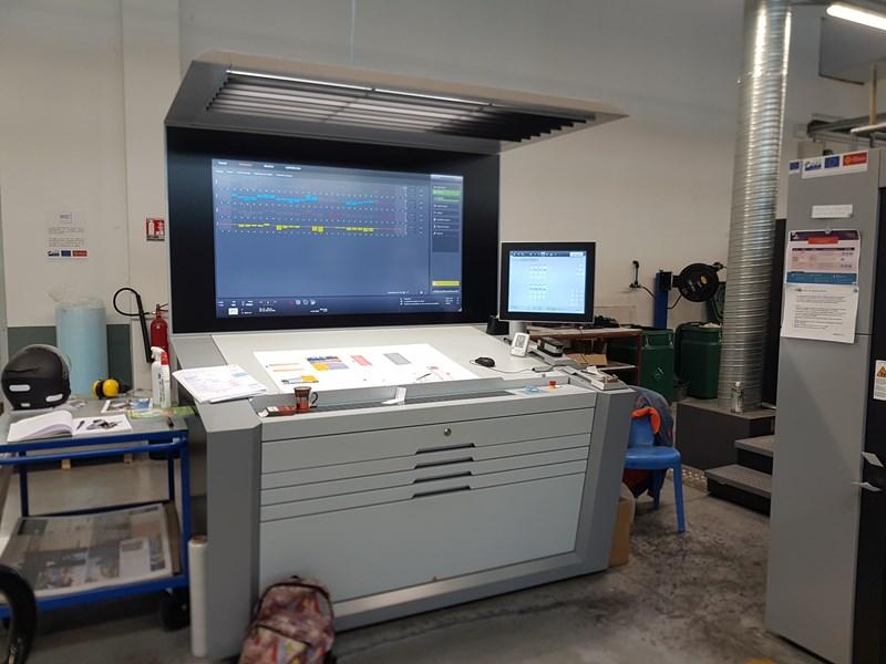 Heidelberg XL106-4  LED UV
