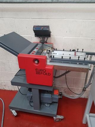 Eurofold 235 Folding Machine