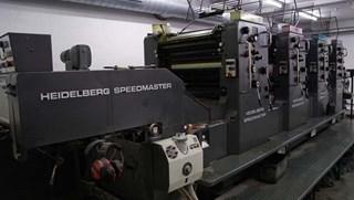 Heidelberg Speedmaster 72 V
