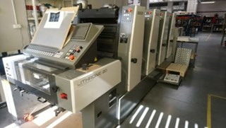 Komori Lithrone L420
