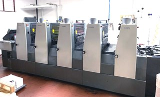 Komori Lithrone L-520