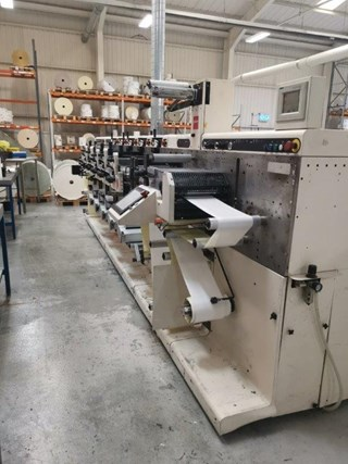 Nilpeter FA 2500 Label Press