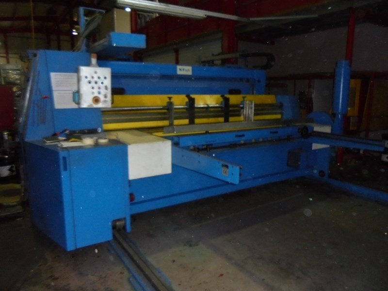 Kirby Flexo Printer Slotter