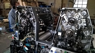 Heidelberg GTOZ-52+