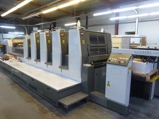 Komori Lithrone LS-29/4-CX HC-HUV