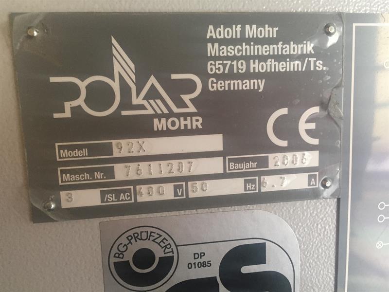 Polar Polar 92 X