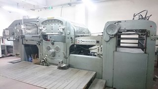 BOBST SP 1260 EGC