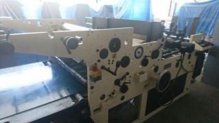 KOHMANN Window Patching Machine