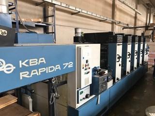 KBA Rapida RA72 5