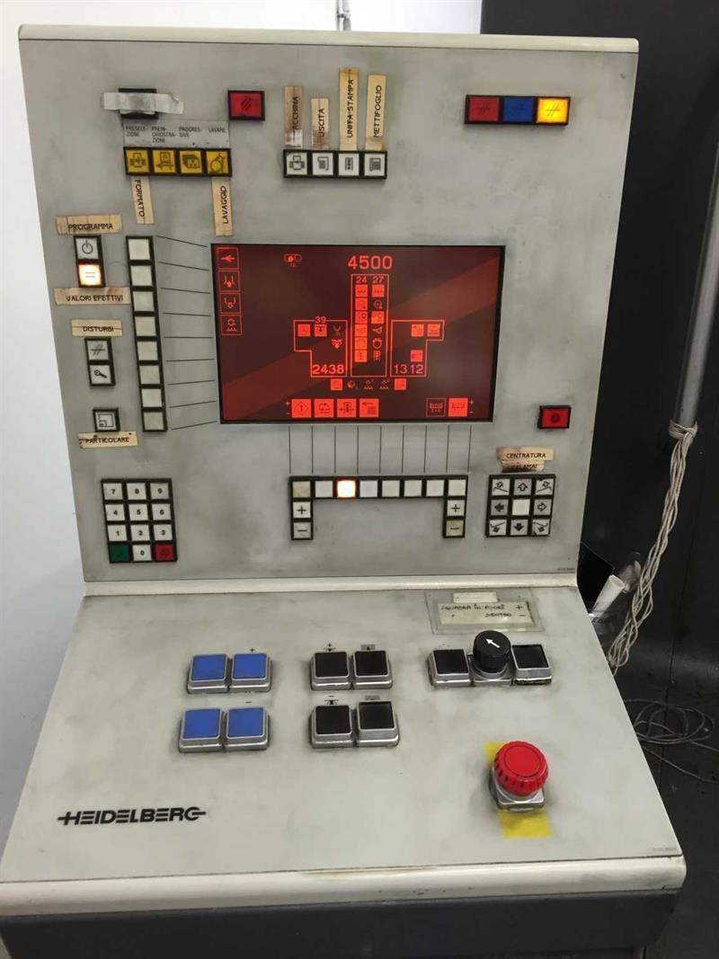 Heidelberg Speedmaster SM 74 2