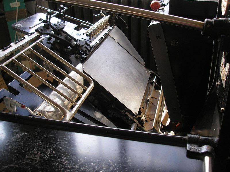 Heidelberg Stanseautomat GTS 34 x 46 cm