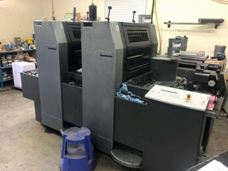 Heidelberg SM 52 - 2 (With DPX CtP system)