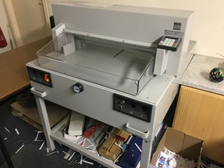IDEAL 6550 - 95 EP Guillotine