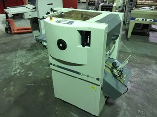 James Burns Docupunch Short Run automatic Punching machine for Wiro