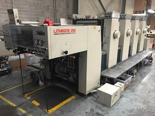 Komori Lithrone L426