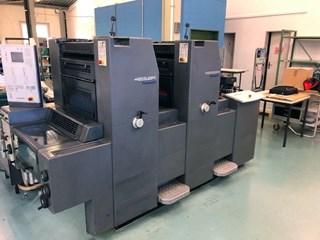 Heidelberg Printmaster 52-2-P