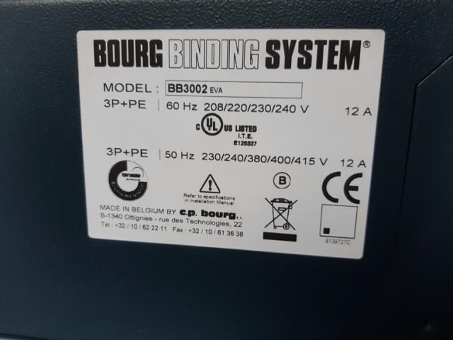 Bourg BB 3002